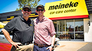 Meineke Franchise Opportunities